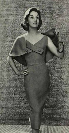 New fashion classy elegant vintage neckline 45 Ideas 1950 Style, Retro Style, Fashion Mode, New Fashion, Trendy Fashion, Style Fashion, Dress Fashion, Korean Fashion, Fashion Ideas
