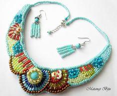 65 LEI   Seturi handmade   Cumpara online cu livrare nationala, din Brasov. Mai multe Bijuterii in magazinul sanduta pe Breslo.
