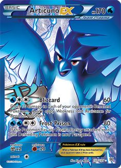 Articuno | XY—Roaring Skies | TCG Card Database | Pokemon.com