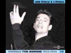 """""""Les saltimbanques"""", poème de Guillaume Apollinaire chanté par Yves Montand et mis en musique par Serge Bessière."""