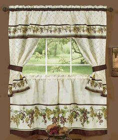 92 best cafe tier curtains images kitchen sets tier curtains rh pinterest com