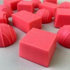 Low Carb Raspberry Cream Jello Gummies
