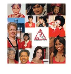 Congrats to the ladies of Delta Sigma Theta. Happy Founders Day. 100 years never looked better!