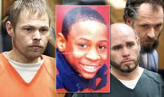 Sick white animals raped and killed 16 year old black teen and got only 11 years in prison. 072115