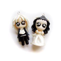 NEW  Jareth and Sarah  Miniature Sculpture by WonderlandContraband, $42.00