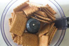 Prăjitură cu brânză și dulce de leche - Adi Hădean Peanut Butter, Caramel, Food, Dulce De Leche, Sweets, Sticky Toffee, Candy, Essen, Meals