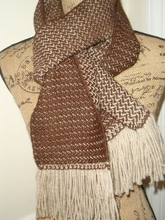 Are you heading for the mountains for hiking, or to your favorite football game, or just around town?  This hand woven wool scarf will keep you warm and stylish.  The great thing about this scarf is that it would be great for either a man or woman.  Who says couples can't share?! Check it out today.  https://www.etsy.com/shop/JoyfulNoiseWeaving?