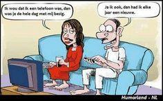 humor telefoon
