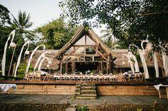 Photography : Angga Permana Read More on SMP: http://www.stylemepretty.com/destination-weddings/2013/10/18/ubud-bali-wedding-on-paradise-island-from-angga-permana/