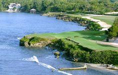Campo de golf en Casa de Campo, La Romana, R.D.