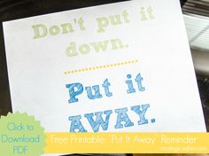 Put-It-Away-Free-Printable