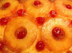 Esta torta de piña aporta una deliciosa combinación de sabores, enre el dejo ácido del ananá y la dulzura del caramelo. Tienes que probarla!
