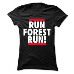 RUN FOREST RUN T-Shirt Hoodie Sweatshirts iea. Check price ==► http://graphictshirts.xyz/?p=65348