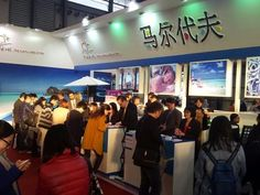 The Maldives Marketing and Public Relations Corporation attended China International Travel Mart (CITM) 2014 in Shanghai