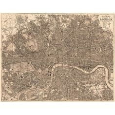 """Swag Paper London Wall Mural Color: Sepia, Size: 64.32"""" H x 84"""" W"""