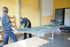 Kindergartenmöbel und Schulmöbel online kaufen!|Upraid – Aus Alt wird Neu inkl. Interaktiven Beamer