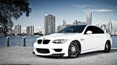 Wallpapers Bmw M3 E92 Bmw Sports Coupe Sports Car White Carbon