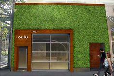 exterior living wall house facades - Google Search