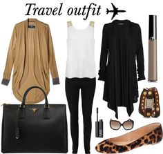 i would wear this outfit everyday..not really sure about that black cardi though...