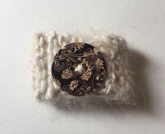 Angora Wrist Cuff/ Bracelet - Sage Bunny by PureAngoraKnits on Etsy https://www.etsy.com/listing/181775773/angora-wrist-cuff-bracelet-sage-bunny