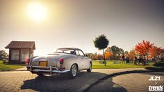 VW Karmann Ghia by JLz1
