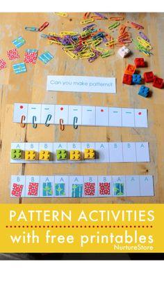 Kids Learning Activities, Kindergarten Activities, Preschool Activities, Teaching Ideas, Preschool Math, Math Classroom, Simple Math, Free Math, Math Resources