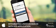 Integrating LinkedIn Sign In with iOS Application: Brevity Software is most experienced iOS Application Development Company In India. We are write step by step guide this blog which is give you a very easy tutorial to implement integrating login via LinkedIn in iOS applications.