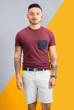Summer Look for Men Mens Fashion