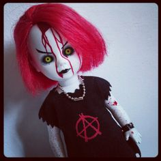 Penny - Living Dead Doll exclusive by Illusio Creative, via Flickr (for sale)