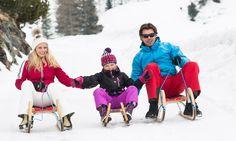 #Rodeln in #Tux #winterspaß #familie #winter #winterurlaub #skisport #skiurlaub #skiresort #tvb #powder #action #skigebiet #finkenberg
