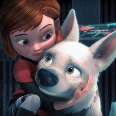 "Famous Dogs from Movies - Bolt in ""Bolt"" Arte Disney, Disney Pixar, Disney Animation, Disney And Dreamworks, Animation Film, Disney Art, Disney Movies, Disney Images, Disney Pictures"