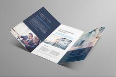 tri-fold brochure vol. 2 @creativework247 | brochure design, Presentation templates
