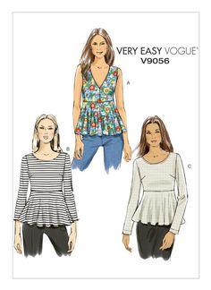 V9056   Vogue Patterns