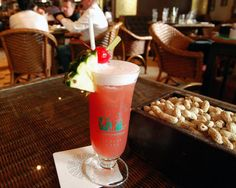 Asia Travel: The home of the legendary Singapore Sling