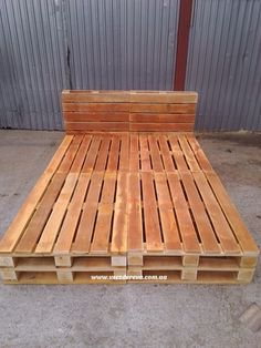 Pallets bed (Diy Decoracion Dormitorio)