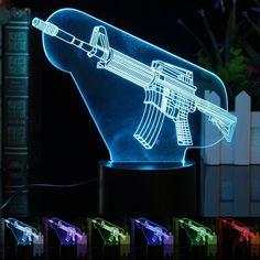 Night Lights with a Magic Illusion of - LED Lighting Lights