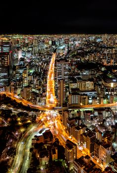 City of Tokyo and Tokyo Tower by Peicong Liu on 500px