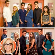 The Secret Life of the American Teenager  Such a change. I really hate Ben though lol.