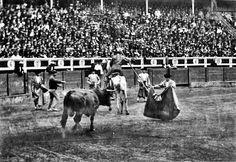 La plaza de toros de Cuatro Caminos en la historia