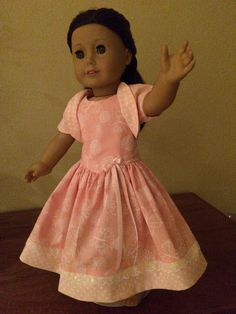 Sleeveless dress & short shrug by jobasicreations@aol.com
