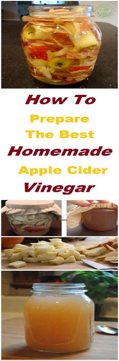 Nowadays, one of the most widely used type of vinegar is the apple cider vinegar. It's a very versatile food and comes with a great number of health beneficial properties.