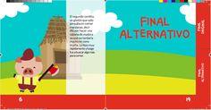 Agustina Chacon Ferrari / Examen Final: Cuento corto versión impresa y para pantalla. /Diseño e Informática 2.