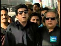 PTI's Faisal Wada demands to seal Nine Zero Dawn News