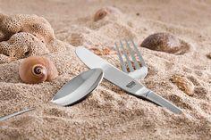 besteck NICOLO #Löffel #Gabel #Besteck #Küchenzubehör #Kitchen Accessories #Spoon #Fork #Spoon and fork #Dowry #Aussteuer #nicolo
