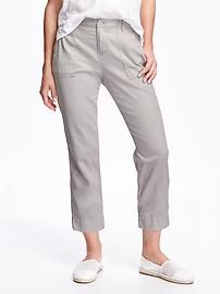 Mid-Rise Surplus Heritage Crops for Women