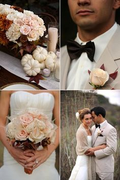 Vintage Theme Wedding Ideas: What do you think? (Pic Heavy) :  wedding 1950s vintage classic wedding fall wedding october Rustic Romantic Fall Wedding 52