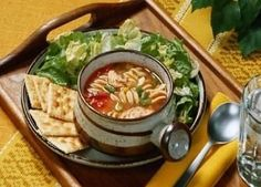 Vegetable soup for Daniel fast