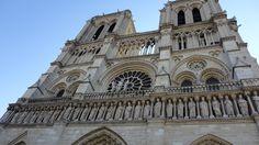 Cathédrale Notre-Dame de Paris em Paris, Île-de-France
