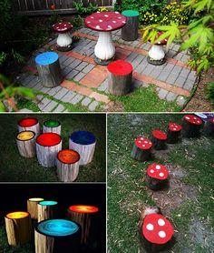 coole-Idee-für-DIY-Kinderspielplatz-aus-Holz-zum-Spielen-im-Freien