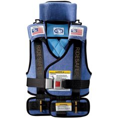 Ride Safer Travel Vest Is Being Reviewed On WeeSpring Go There And Let Others Know